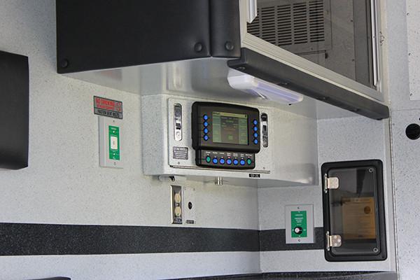 Braun Chief XL Type III ambulance - Huntingdon Ambulance Authority - MasterTech panel