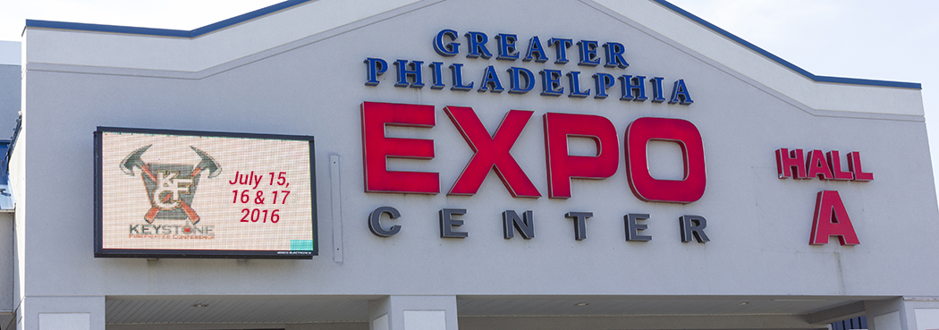 KFC greater Philadelphia expo center