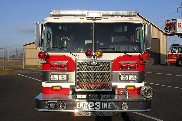 Fire Engine Red Paint Gallon