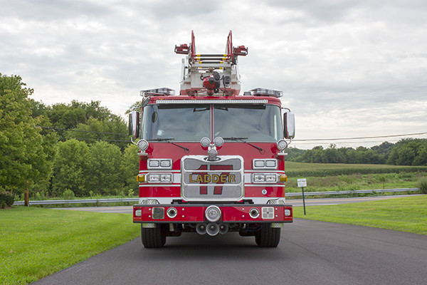 Hatfield Volunteer Fire Company 1 Glick Fire Equipment