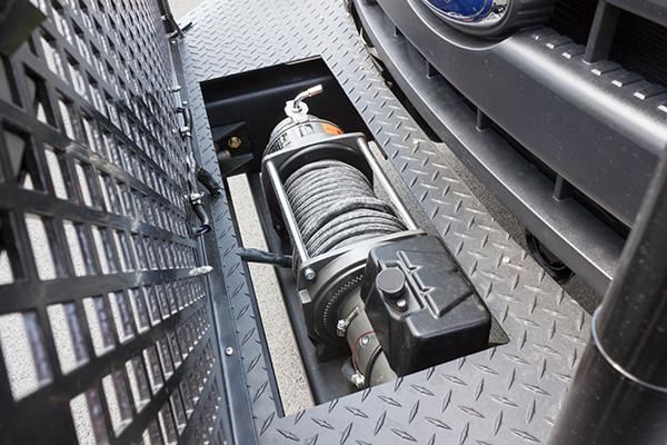 2016 Firematic BRAT Rally 1000 - mini pumper fire engine - winch
