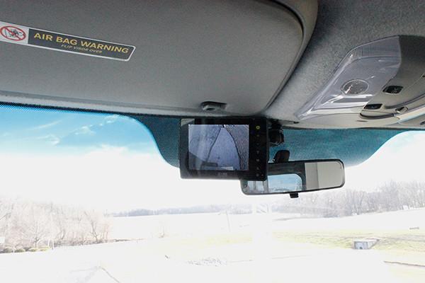 new 2016 Demers EXE Type II ambulance - Mercedes Sprinter ambulance - backup camera monitor