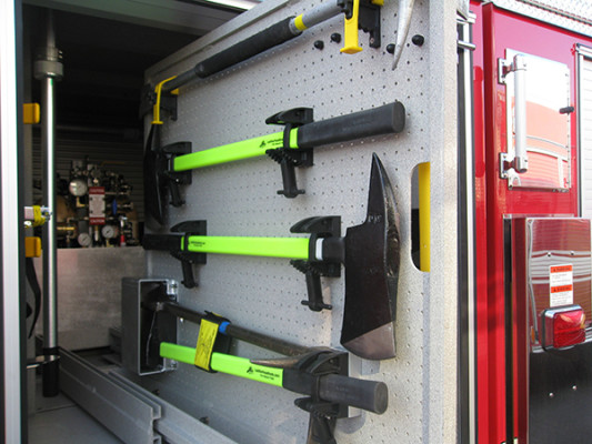 pull out tool board