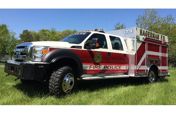 B.R.A.T. Rescue Brush Truck