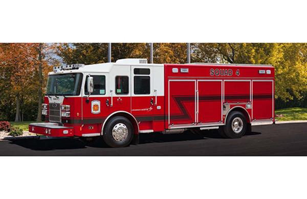 Saber Heavy Duty Non-Walk-In Rescue