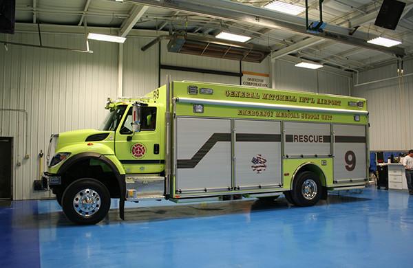 Encore Commercial Rescue Truck