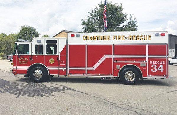 Saber Encore Custom Rescue Truck