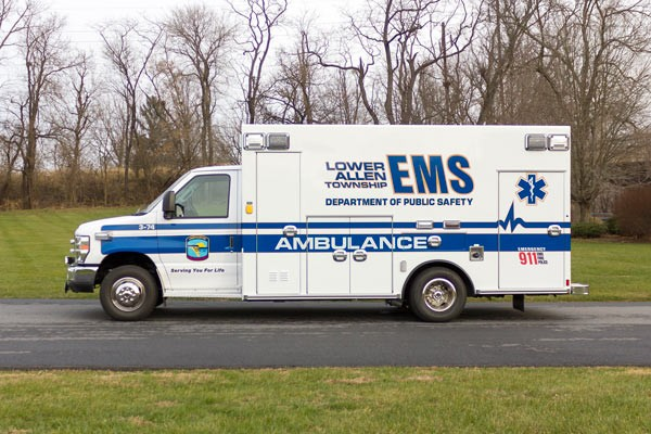2016 Braun Chief XL Type III - new ambulance sales in Pennsylvania - driver side