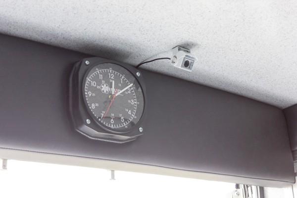 new ambulance sales in PA - Braun Express Type III - module interior camera