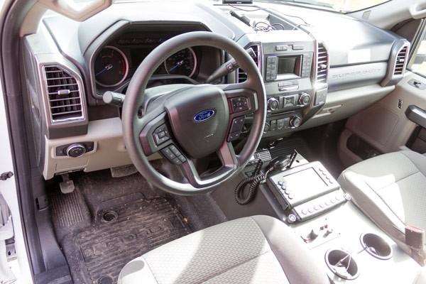2017 Braun Signature Series Type I - Pennsylvania new ambulance sales - cab interior