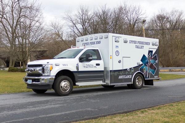 2017 Braun Signature Series Type I - Pennsylvania new ambulance sales - driver front