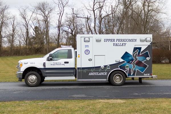 2017 Braun Signature Series Type I - Pennsylvania new ambulance sales - driver side
