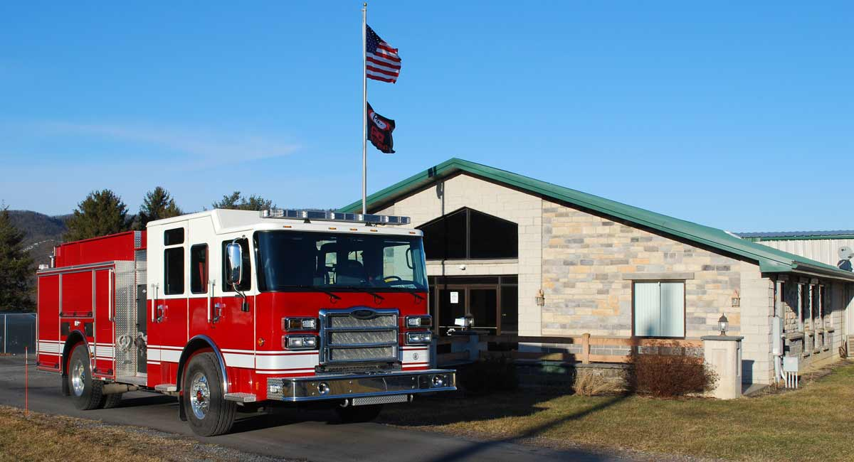 Glick Fire Equipment - new location in Mill Hall, PA