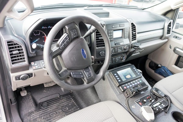 cab interior - type 1 ambulance sales in PA - Braun Liberty - Glick Fire Equipment