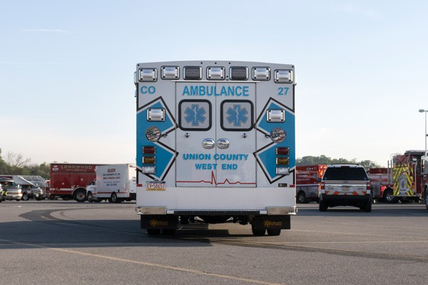 rear - type 1 ambulance sales in PA - Braun Liberty - Glick Fire Equipment