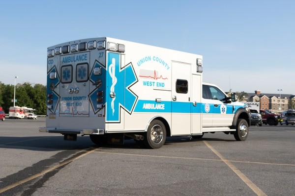 passenger rear - type 1 ambulance sales in PA - Braun Liberty - Glick Fire Equipment