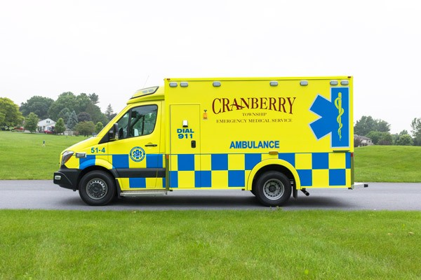 2017 Demers MX-152 - new type iii ambulance sales in PA - driver side