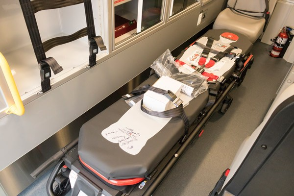2017 Demers MX-152 - new type iii ambulance sales in PA - Stryker stretcher