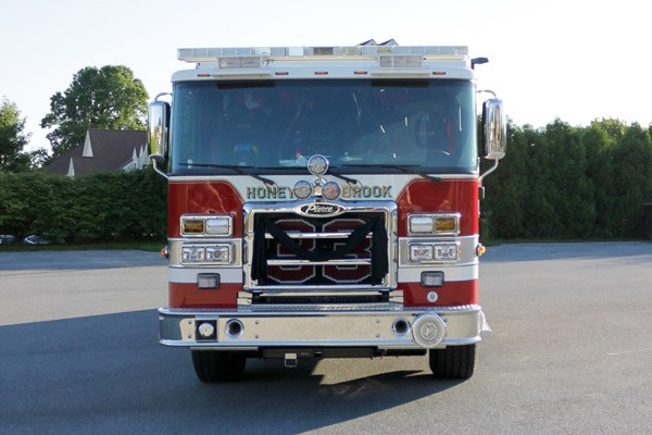 heavy duty non-walk-in rescue - new fire rescue sales - front