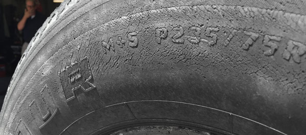Tire Dry Rot >> Tire Dry Rot Glick Fire Equipment Company