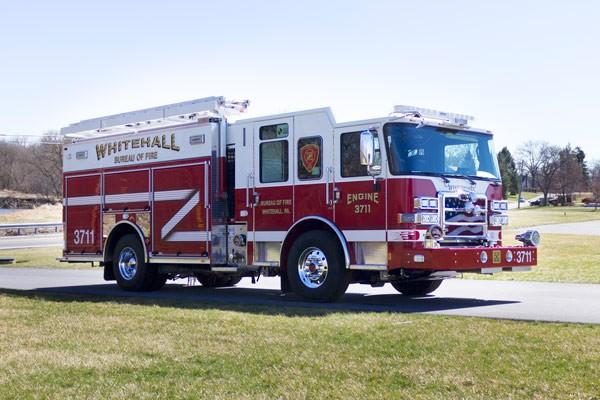 passenger front view 2017 Pierce PUC rescue pumper