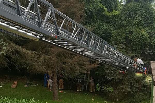 Thad Stevens new Ascendant rescue operation