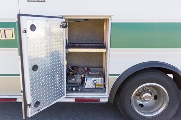 2008 used type 3 ambulance sales - inverter