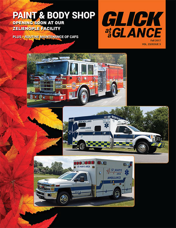 Glilck at a Glance Fall 2017