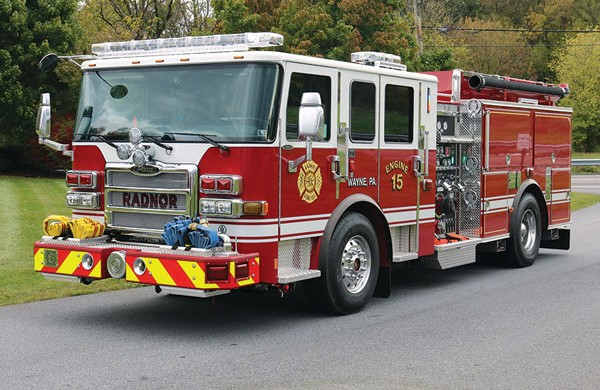 Radnor Fire Company 2017 Pierce® Enforcer™ Pumper