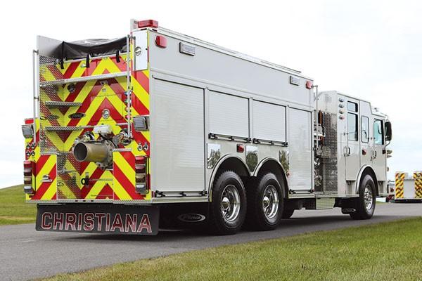 CHRISTIANA FIRE COMPANY 2018 Pierce® Enforcer™