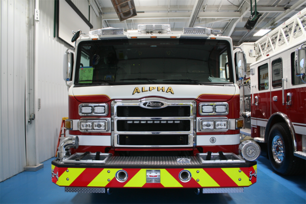 ALPHA FIRE COMPANY – STATE COLLEGE PA