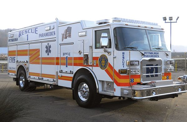 Rescue Trucks | New Deliveries - Glick Fire Equipment