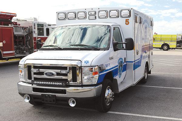 HARLEYSVILLE AREA EMS - Braun Express Plus Type III Ambulance
