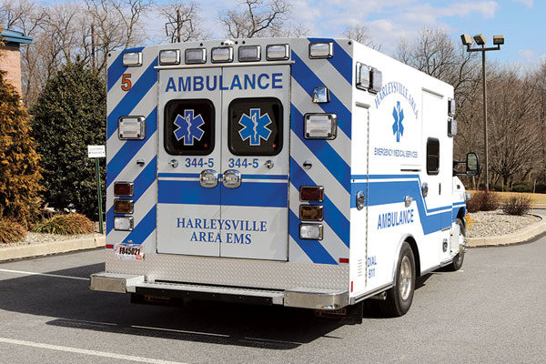 HARLEYSVILLE AREA EMS - Braun Express Plus Type III Ambulance