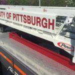 Pittsburgh New Pierce Fire Trucks