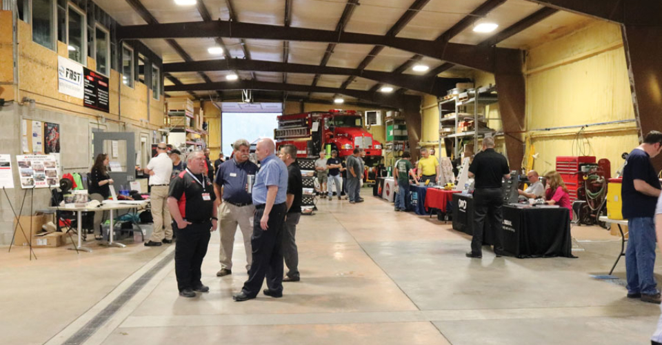 Glick Fire Equipment Mill Hall PA Open house