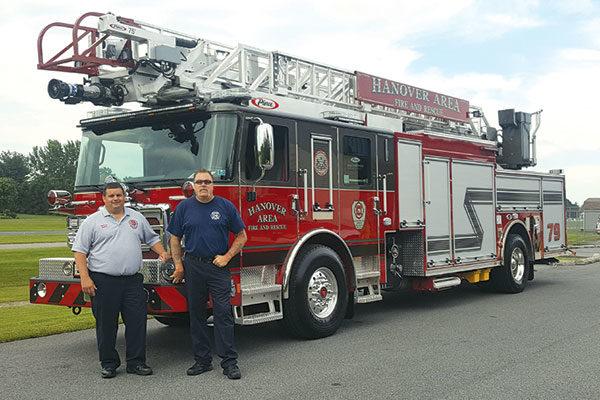 Hanover Area Fire