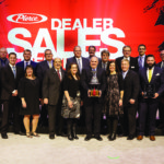Glick received Dealer of the Year award