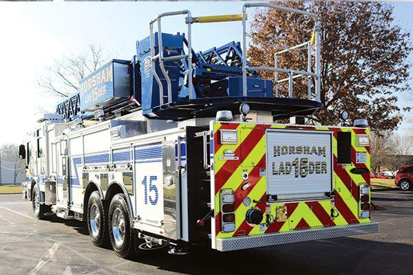 Horsham Fire Company No. 1 32343