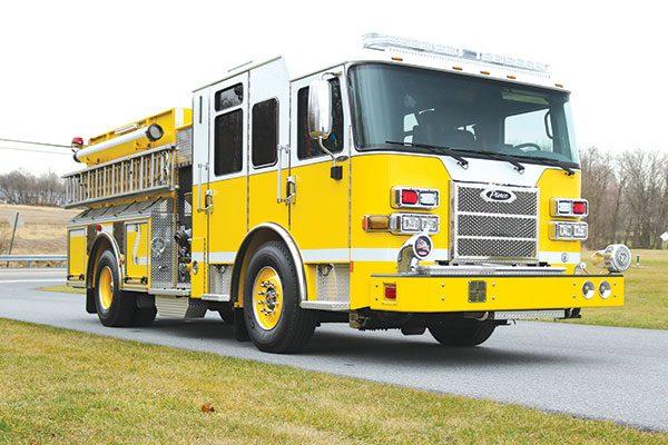 Eddystone Fire Company 32246