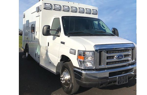 Stock Ambulances for Sale - Glick Fire Equipment Company