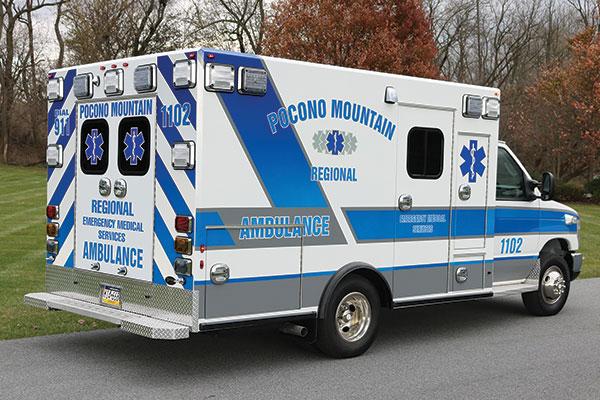 POCONO MOUNTAIN REGIONAL EMS