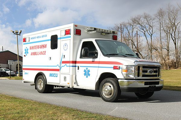 WHITEMARSH COMMUNITY AMBULANCE ASSOC