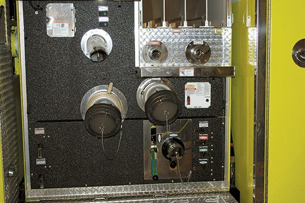 EAST BRANDYWINE FIRE CO. – Pumper