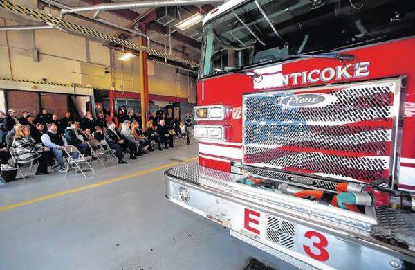 Nanticoke City Fire Dept Open House