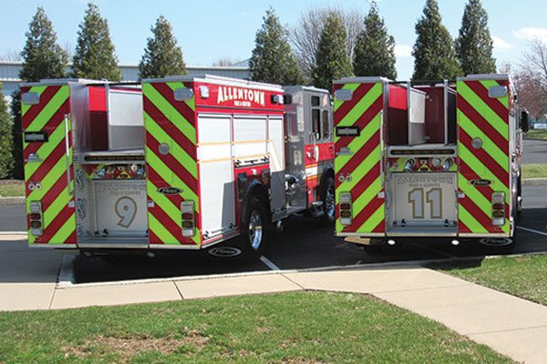 CITY OF ALLENTOWN - (2) Rescue Pumpers