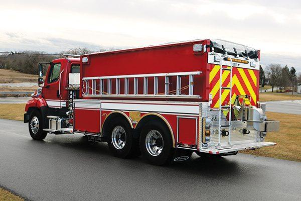 CUMRU TOWNSHIP FIRE DEPT - FX Tanker