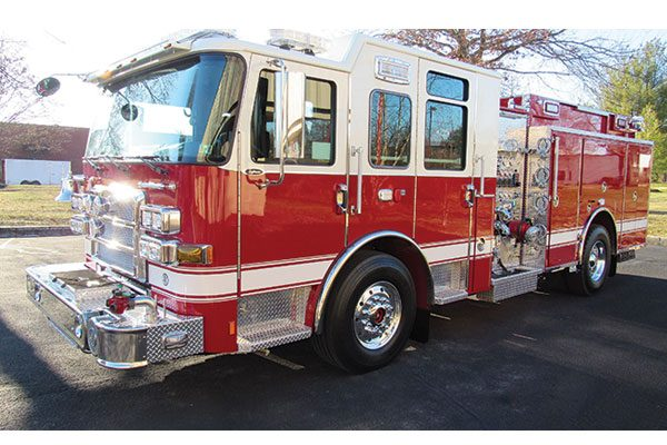 Glenside Fire Co Pierce Enforcer Pumper 33770