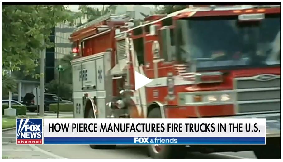 How Pierce Manufactures Fire Trucks in the U.S.