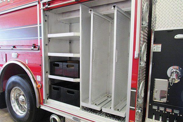 MORRISVILLE FIRE COMPANY Pierce Arrow XT Heavy-Duty Rescue Pumper